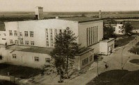 The Nuclear Reactor in Salaspils