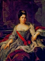 Empress Catherine I
