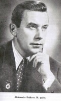 Alexander Dashkov. Photo, 1950's