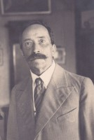 Nikolay Rominsky. Photo, 1933