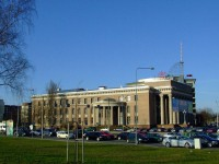 Palace of culture and technicians of VEF