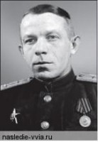 Vladimir Kastorsky during his service in the Soviet army