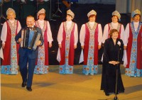 «Krivichi» Folk Group of Russian song and dance.