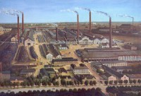 Metallurgical plant «Becker and Co» in Liepaja
