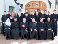 Clergy of the Grebenshchikov Old Believers Community