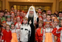 Alexy II and Russian Children in Latvia