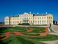 The Rundale Palace