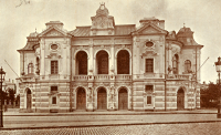 Building of the 2nd City Theatre