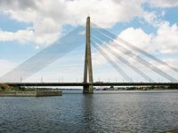 Bridge Construction in Riga