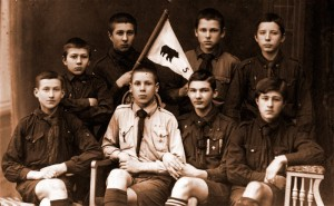 Russian Scouts